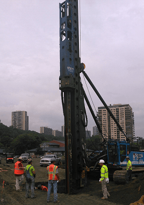 piling driver