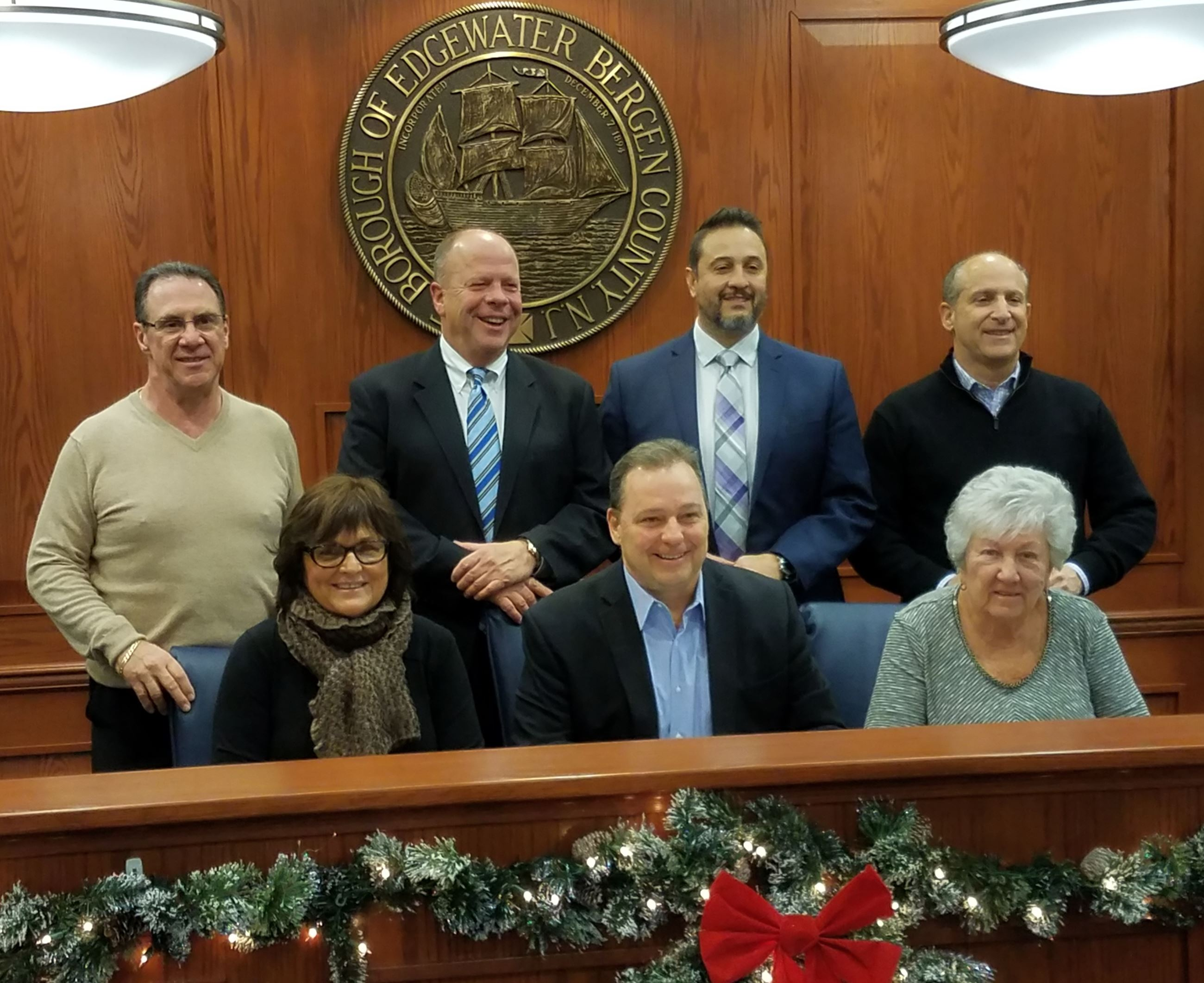 Mayor and Council 2018
