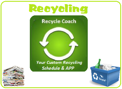 Recycling Schedule & APP