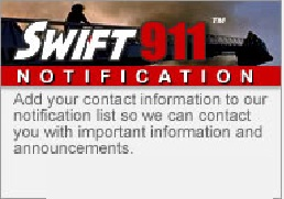 Swift 911 Notification