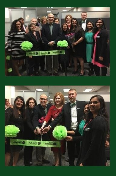 Ribbon Cutting Block Advisors 2