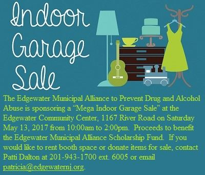 Indoor Garage Sale