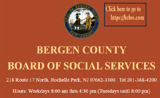 Bergen County Social Services