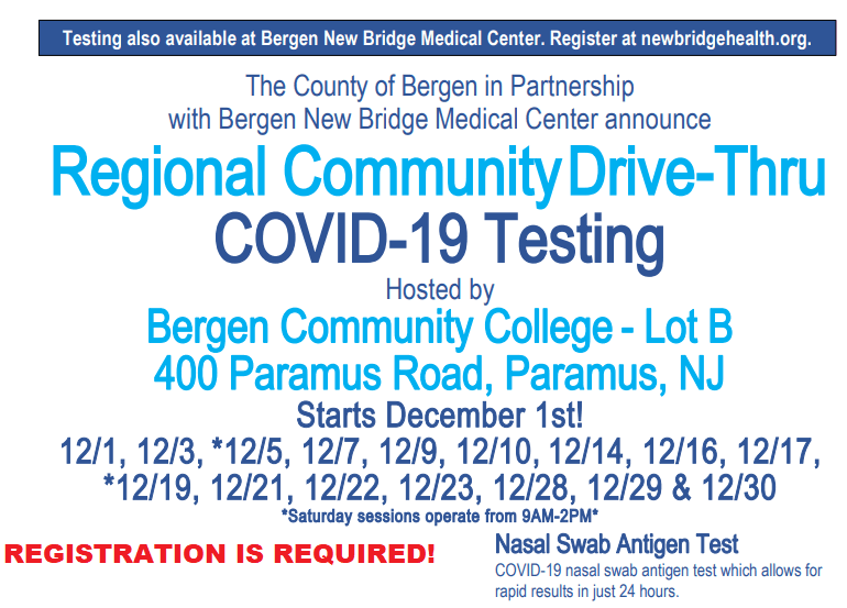 COVID TESTING DEC Opens in new window